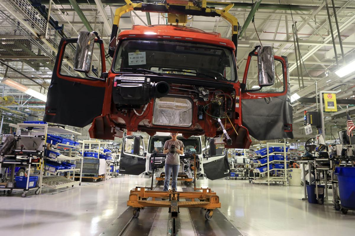 Rental Cars Roanoke Va: Volvo Trucks Boosts Production, Employment Amid Record
