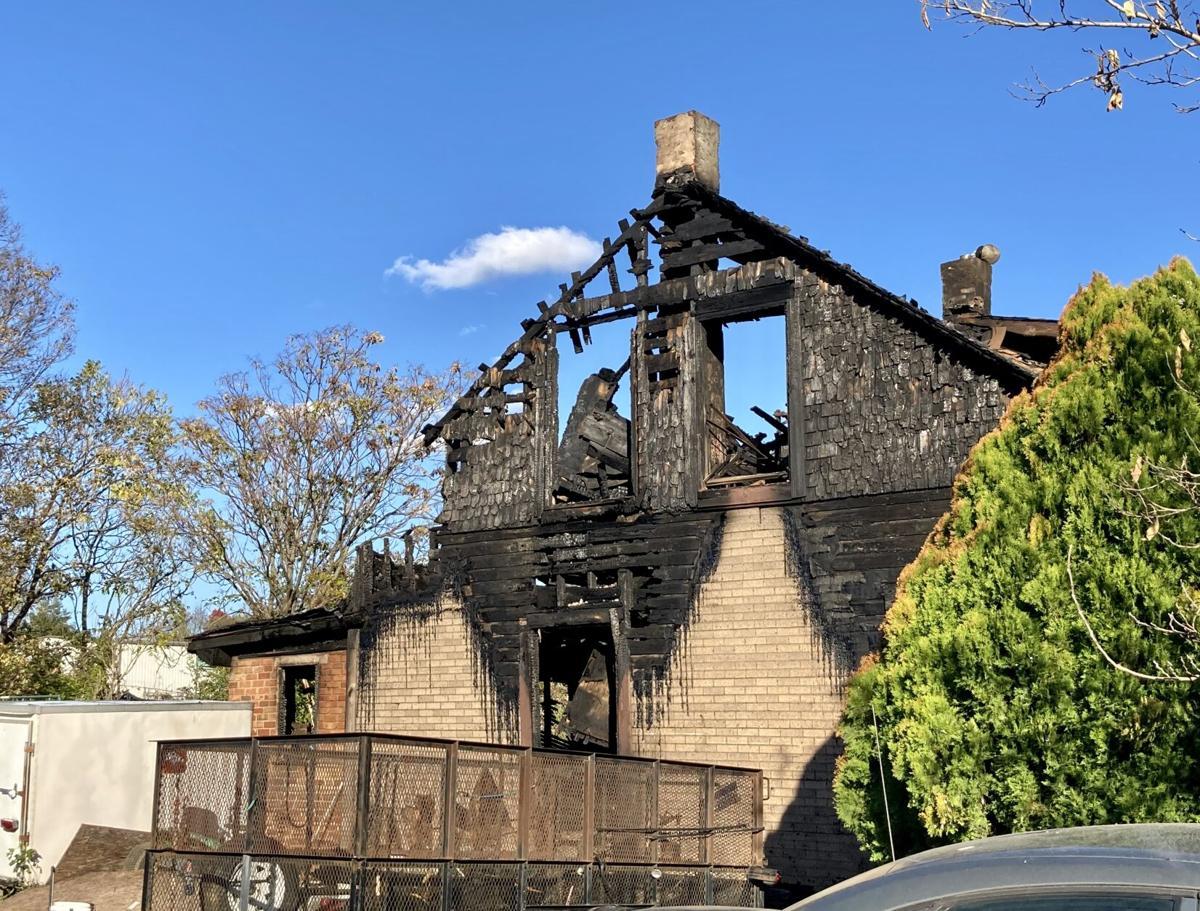 Baker Avenue Fire 2