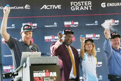 Landing the Ironman in Roanoke Valley required a last-minute kick by backers