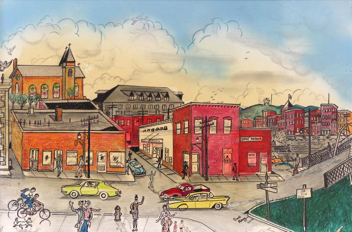 """Henry Street"" by David Ramey"
