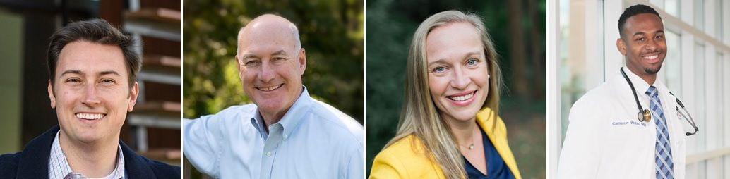 5th Congressional District Democratic candidates