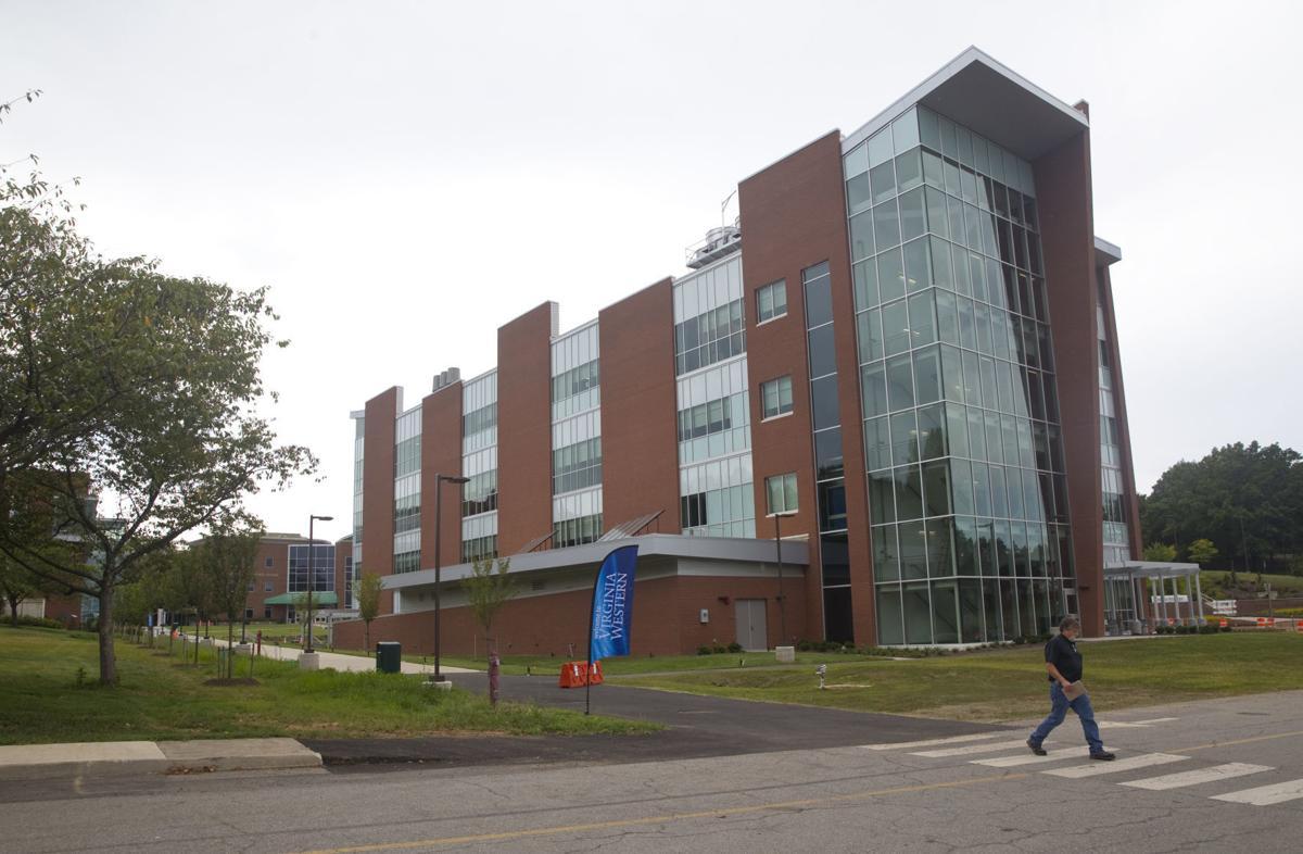STEM Building at Virginia Western Community College (copy)