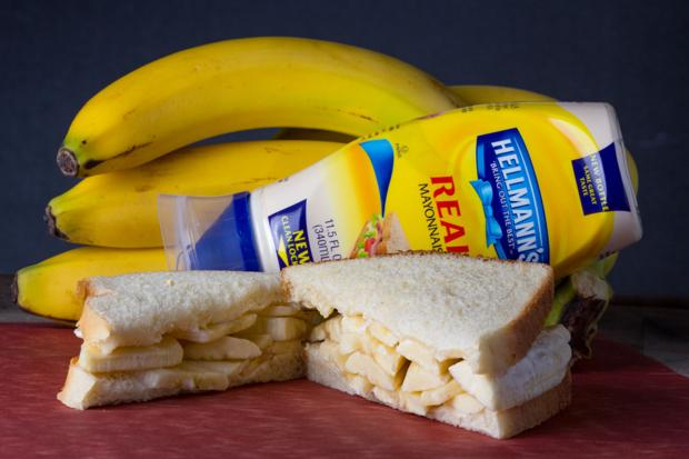 What Is Your Favorite Banana Sandwich Pairing Roanoke