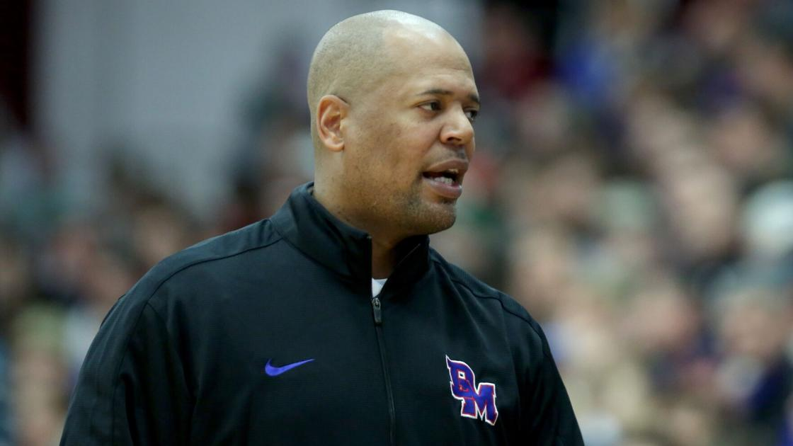 Mike Young makes 'out of left field' hire in DeMatha's Mike Jones