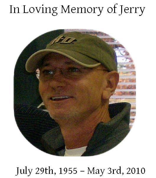 "Gerald ""Jerry"" Hall memorial"
