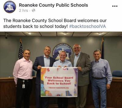 Roanoke County School board
