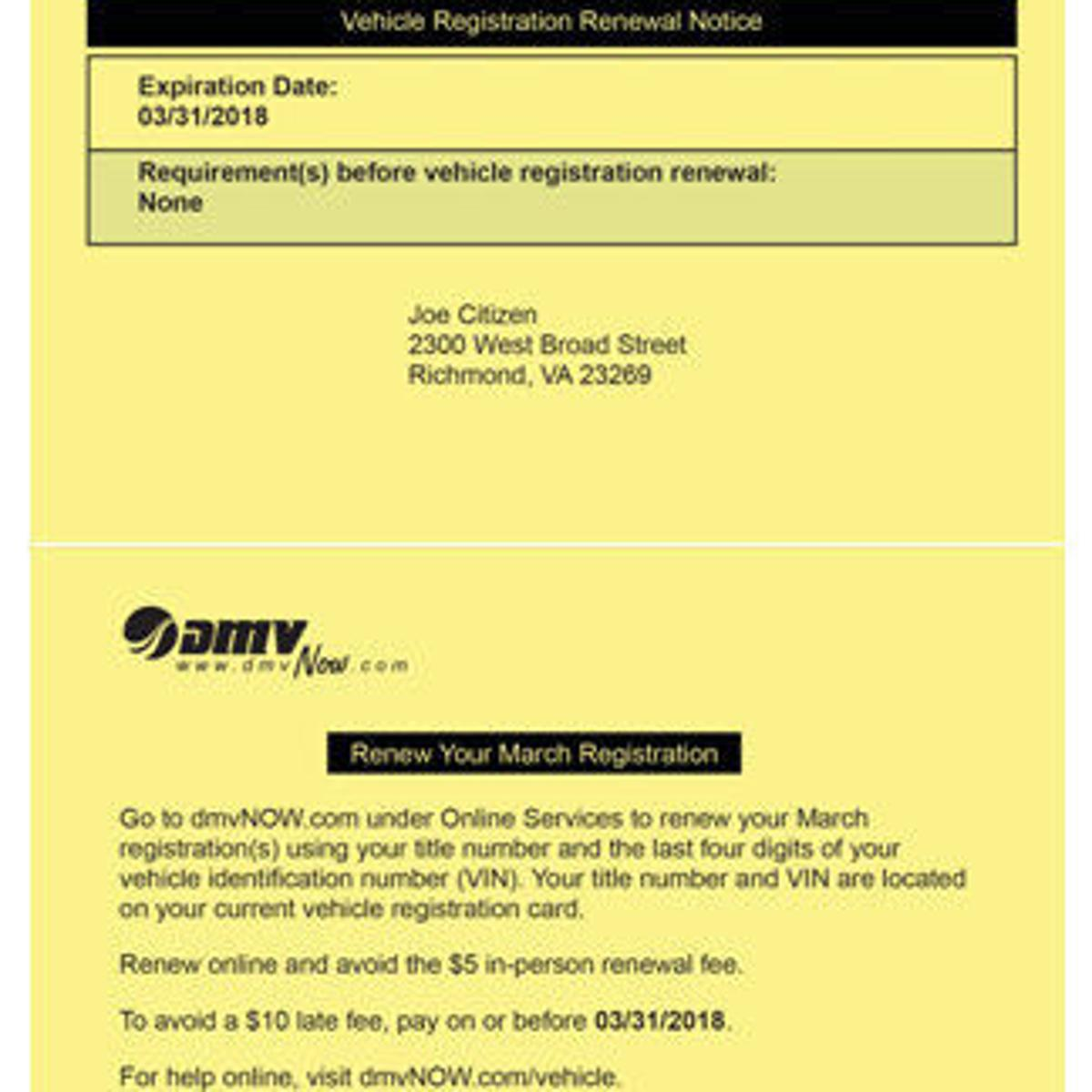 What is your vehicle registration number