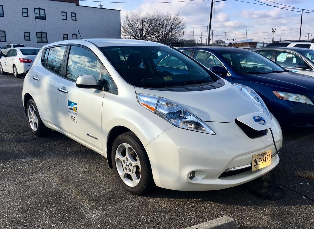 Roanoke Adds Electric Cars To City S Fleet Replace Gas Guzzling Sedans And Suvs