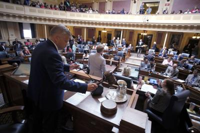General Assembly adjourns with no action on gun bills
