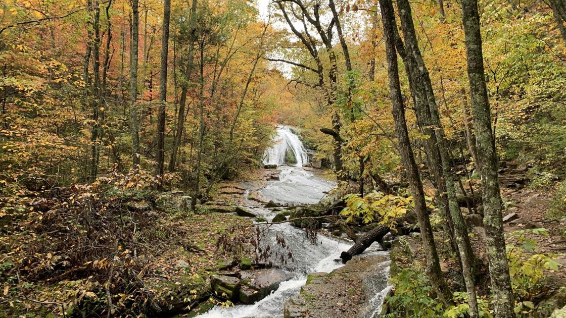 Outdoor recreation projects in Southwest Virginia funded by federal law