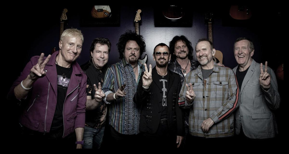 Ringo Starr and His All Starr Band 2019