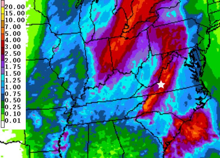 Rain map 092021