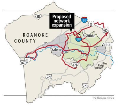 Roanoke broadband