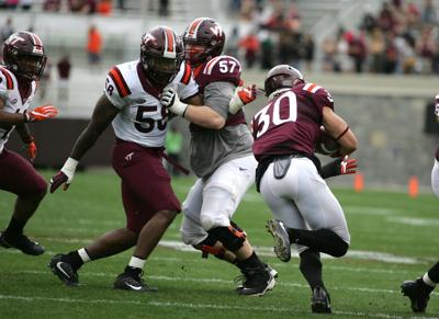 Virginia Tech 2019 spring game