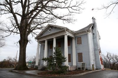 The Compton-Bateman House