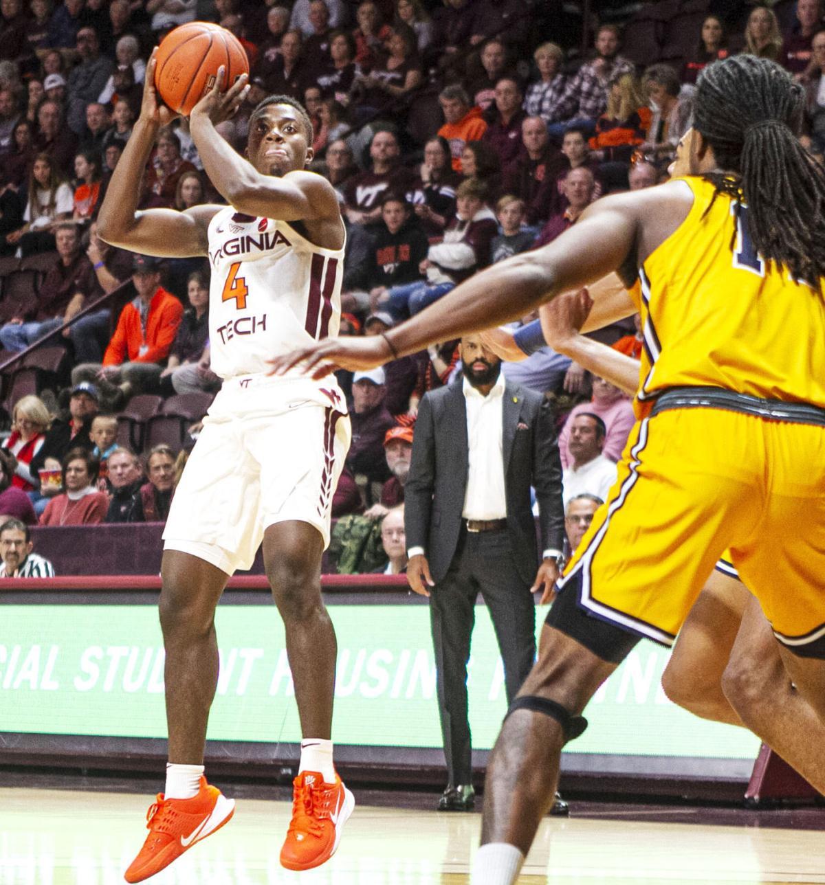 ERH VT vs Coppin Basketball