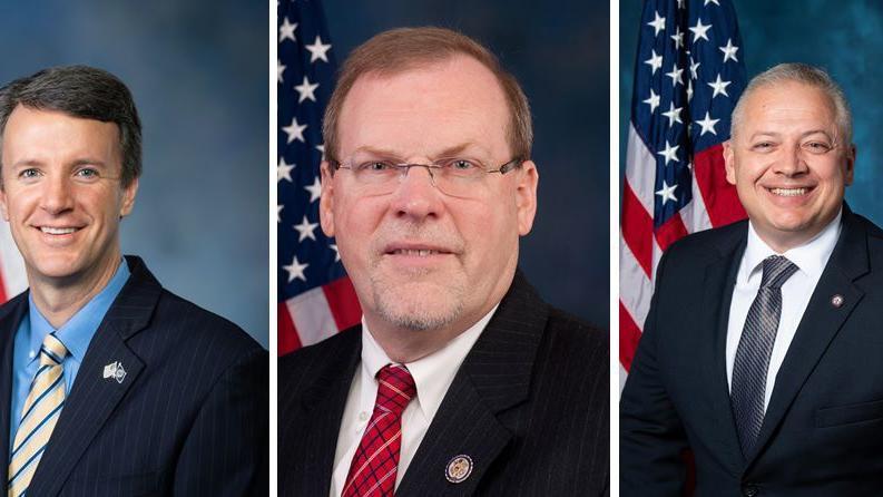Western Va. GOP congressmen follow GOP in voting against impeachment of Trump