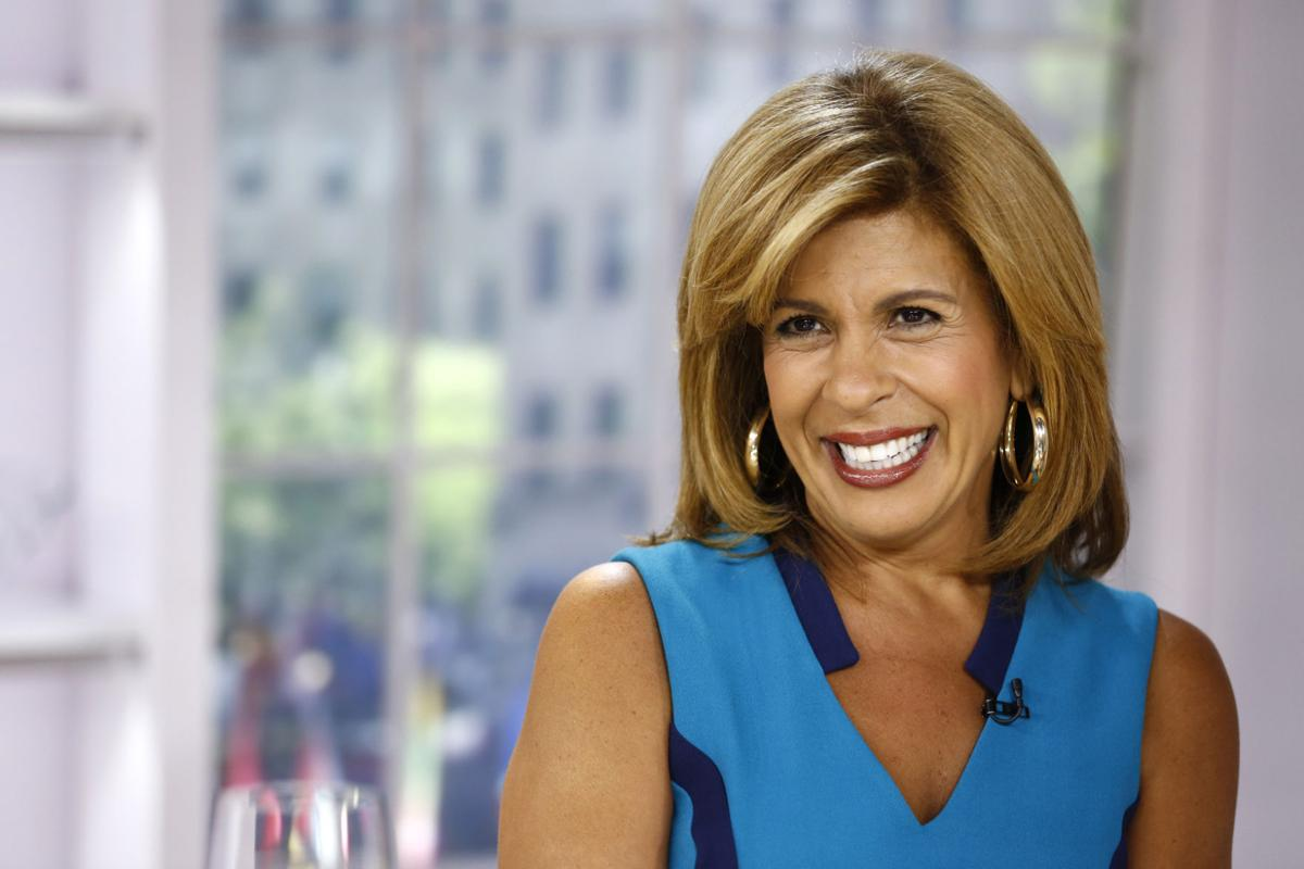Virginia Tech Graduate Hoda Kotb Relishes Olympic Role