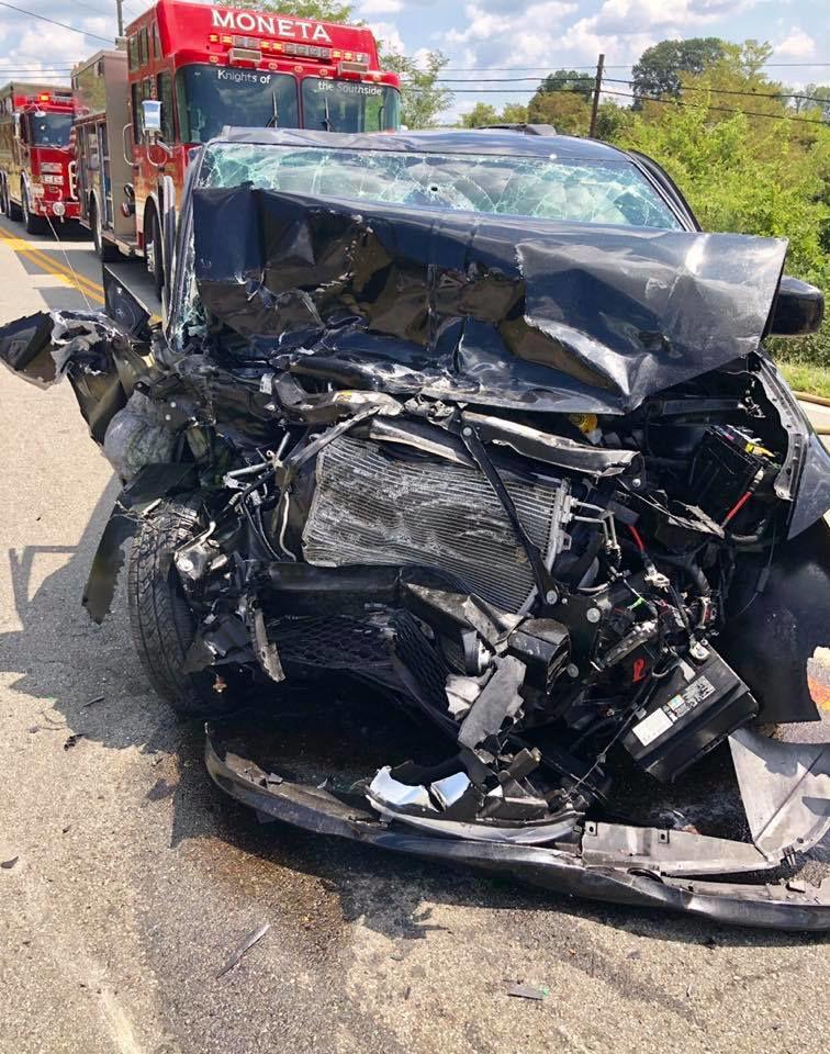 1 killed, 3 injured in Bedford County crash | Local News | roanoke com