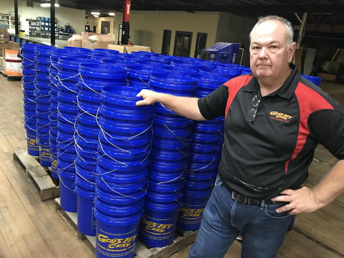 God's Pit Crew sends supplies to hurricane ravaged areas