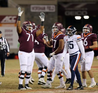 Virginia Tech Never Lost Faith In Kicker Brian Johnson Ahead