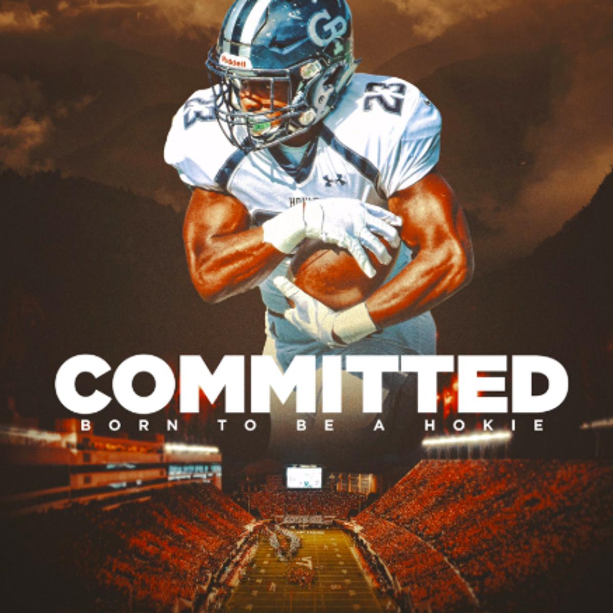 Virginia Tech Football Schedule 2020.Virginia Tech Loading Up On Running Backs For 2020 Class