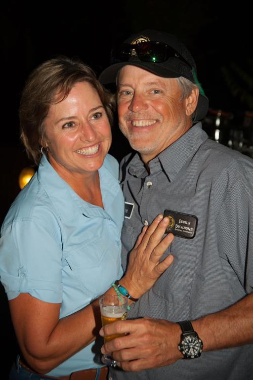 Heidi and Steve Crandall