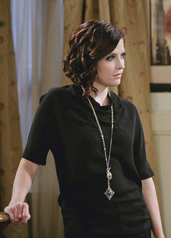 """Jen Lilley as Theresa Donovan from """"Days of Our Lives"""""""