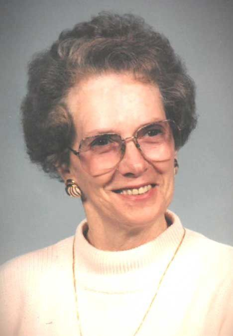 Lazenby, Mary Ruth Powell