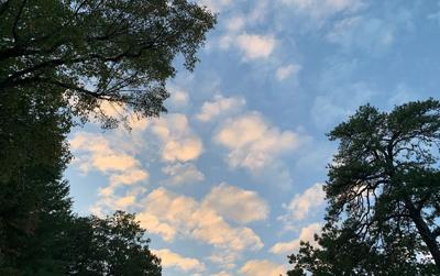 Peaceful sky pic 100919