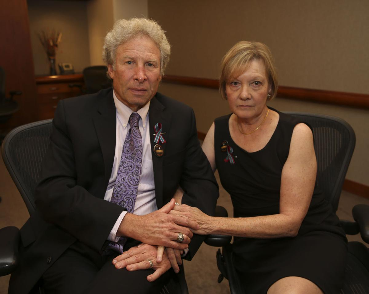 Andy and Barbara Parker
