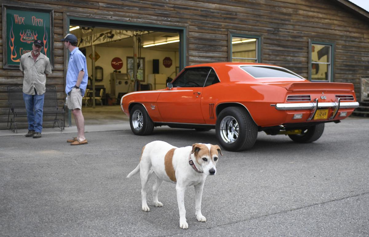 Masters of moonshine and hot rods share crafts through