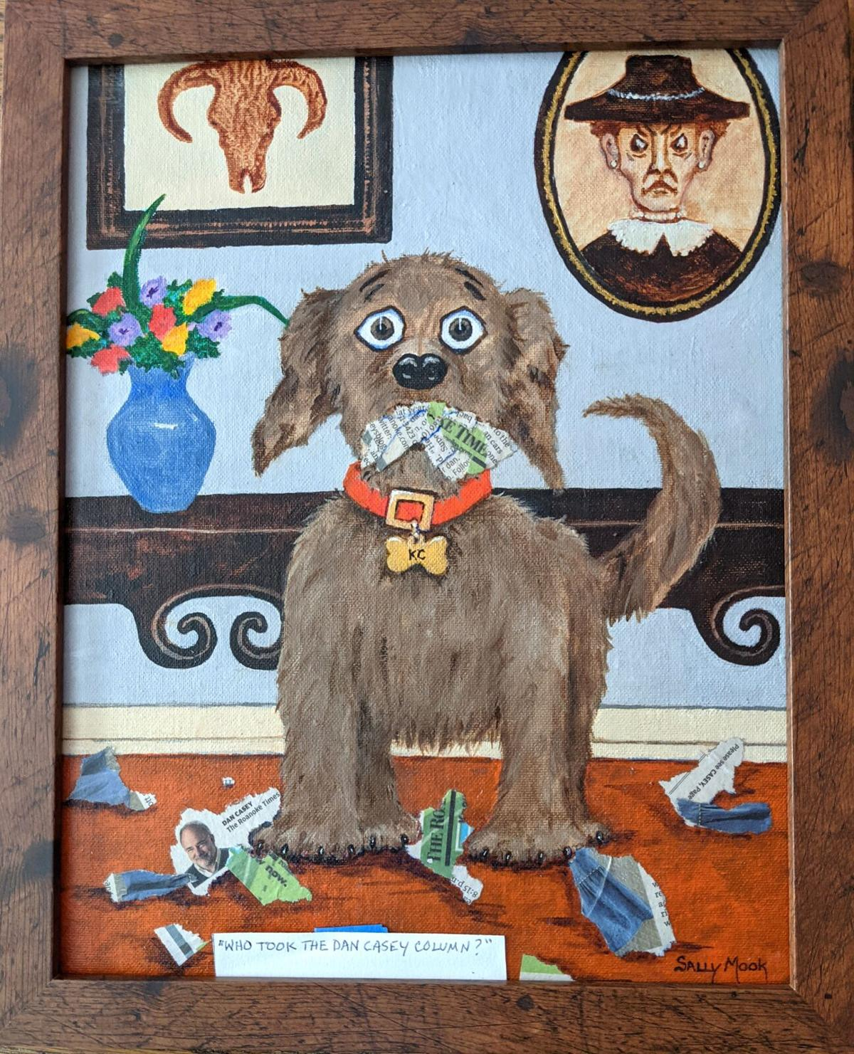 Sally mook painting