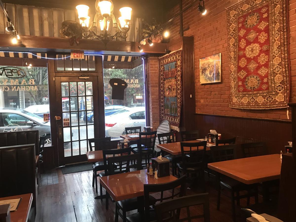 Business Intel Roanoke Afghan Restaurant Now Open