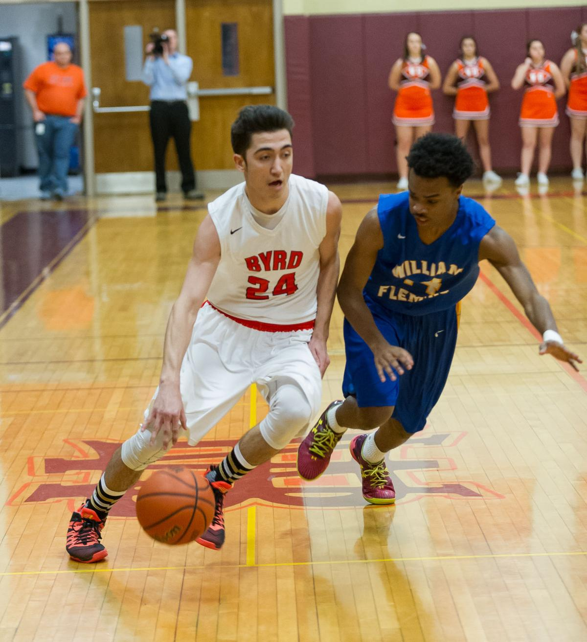 William Byrd earns top seed in Conference 24 boys by ...