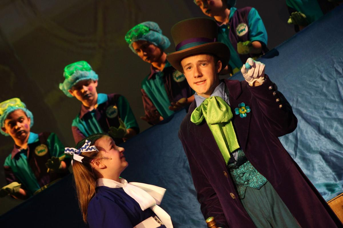 Violet Beauregarde Costume Rental Theater review: Mill M...