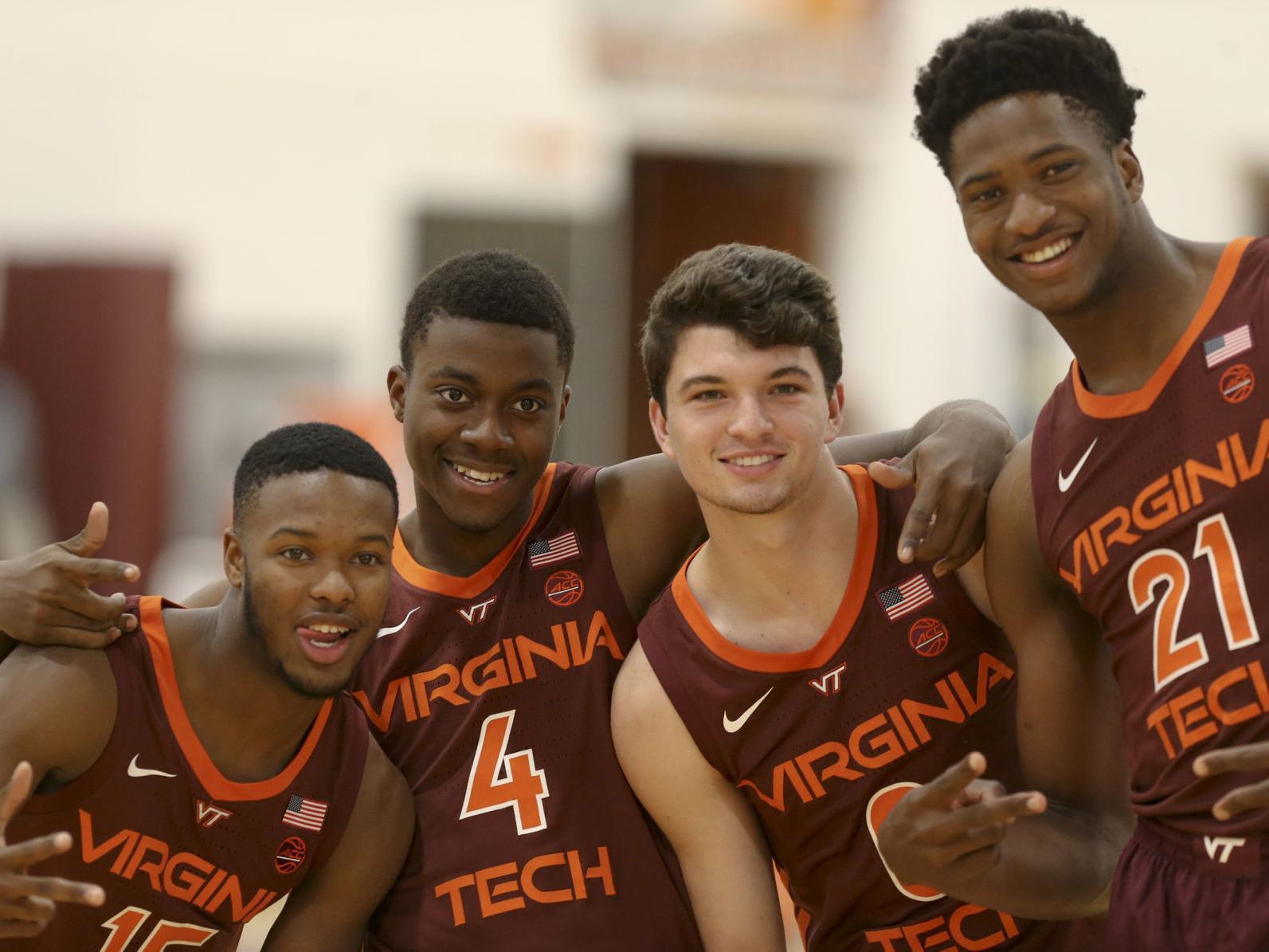 Season Of Change For Virginia Tech Men S Basketball Virginia Tech Roanoke Com