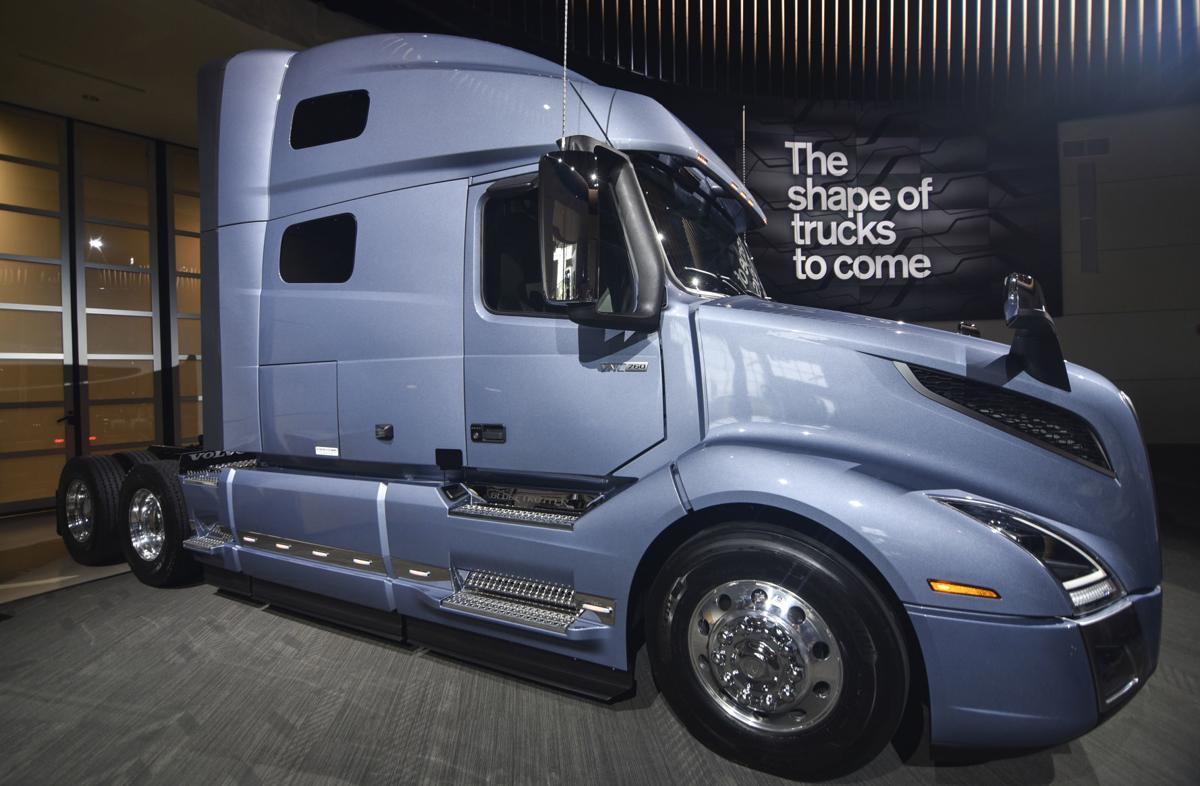 Volvo Trucks boosts production, employment amid record year