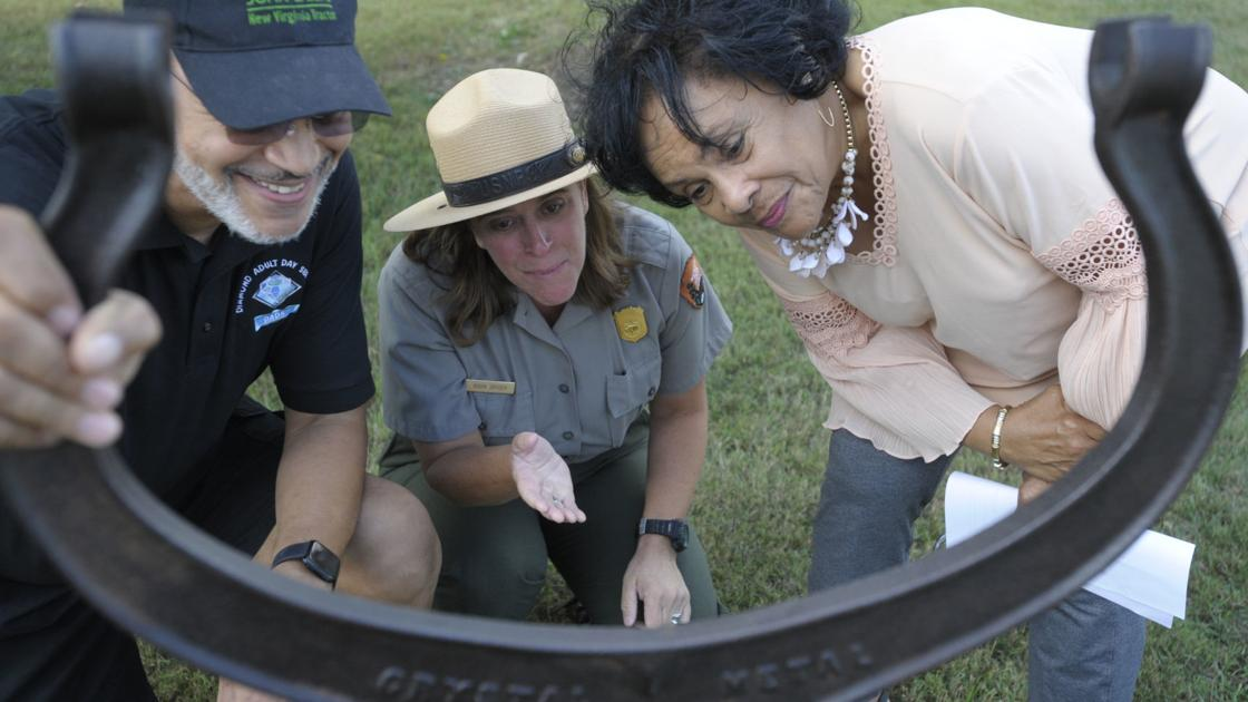 A Civil War-era bell returns home to Appomattox after ringing in historic anniversaries