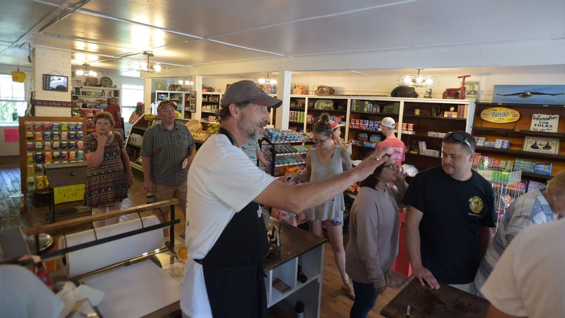 In its 140th year, Carter's General Store reopens to the public