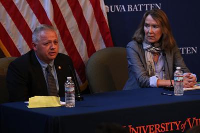5th District debate at UVa