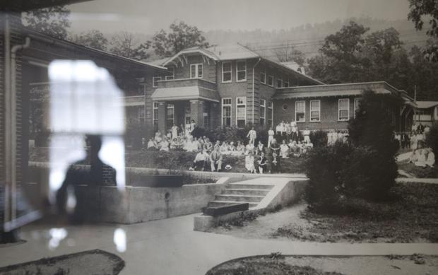 A Look Around Catawba Hospital Roanoke Times Photo