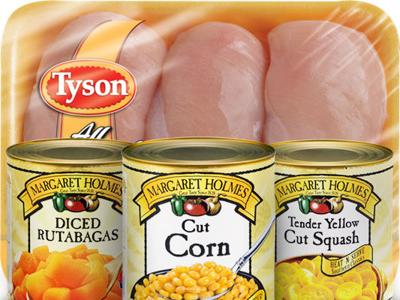 Stock Up Report Chicken Breasts At Kroger Canned Food At Food Lion