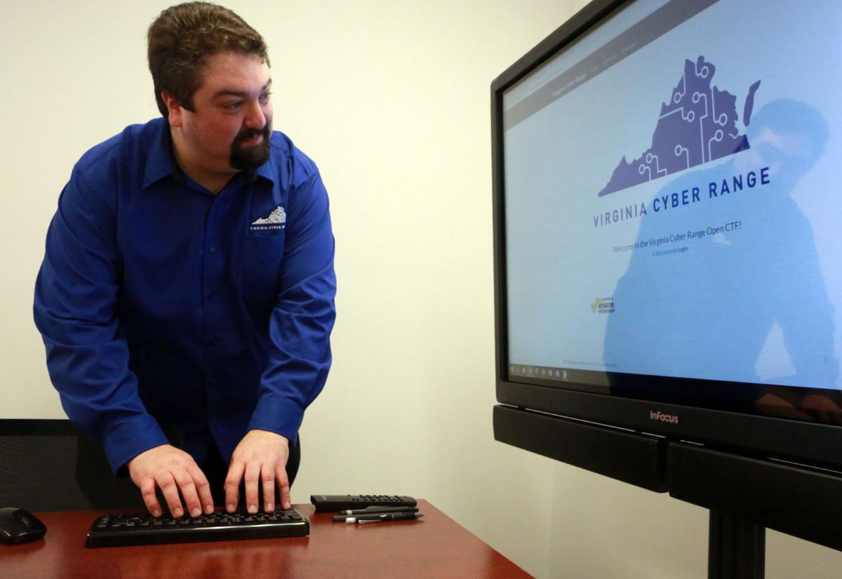 Virginia S New Cyber Range Offers Safe Space For Students To Hone Hacking Skills Education Roanoke Com