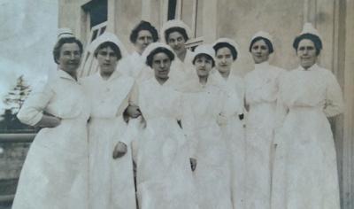 Kate Lavinder Catawba Sanatorium