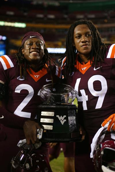 Huge loss for Hokies  Both Tremaine and Terrell Edmunds declare for ... 594b30401