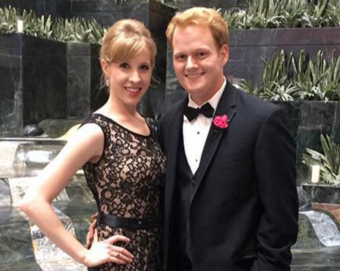 Alison Parker and Chris Hurst
