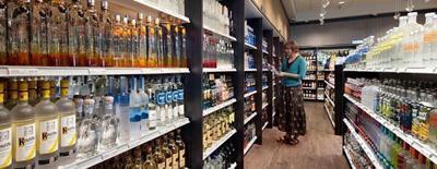 PHOTO: ABC store