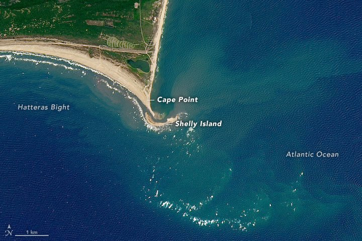 Outer Banks Shelly Island Is Gone According To Experts