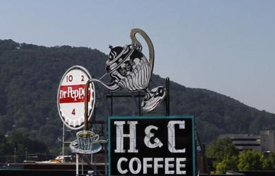 H&C Coffee Sign